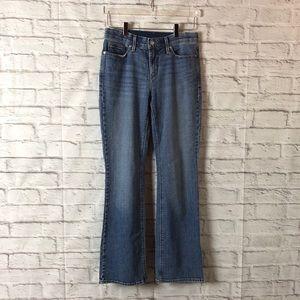 3/$15 LEVI'S Perfect Waist 525 Bootcut Jeans